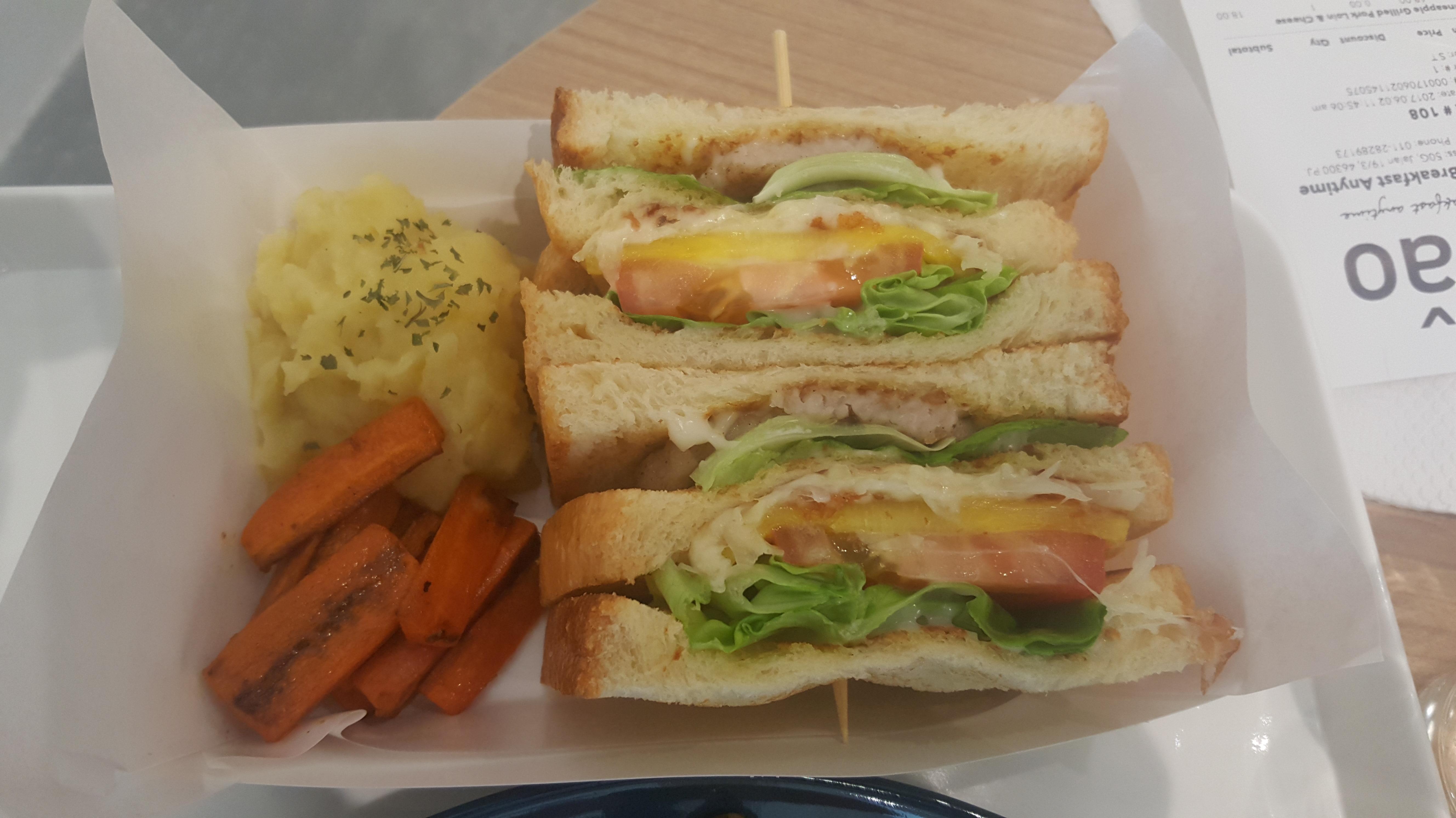 Ttdi Cafe Breakfast