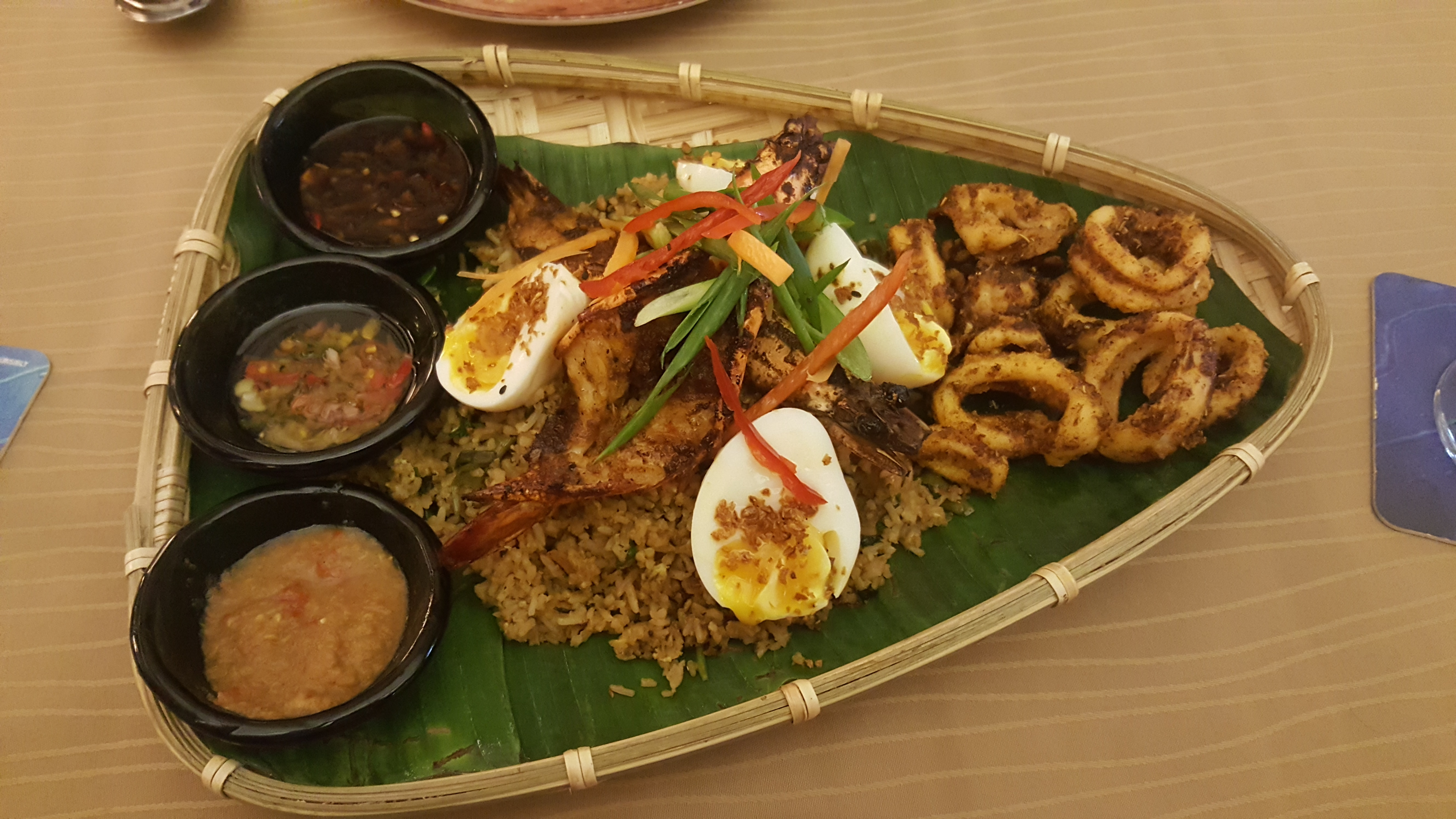 Good Food In Bangsar